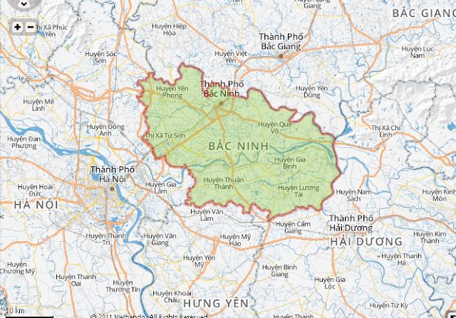 Chành Xe Bắc Ninh
